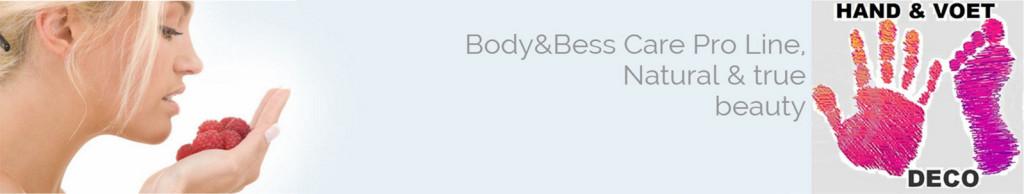 Hand & Voet Deco Body&Bess